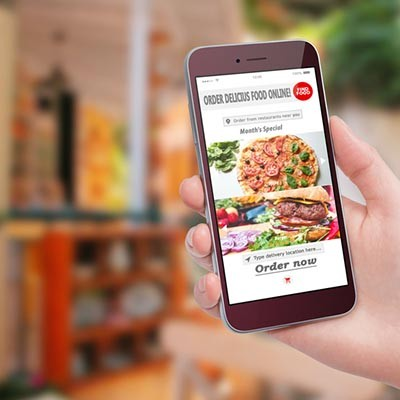 Technology is a Key Ingredient for Food Delivery Services